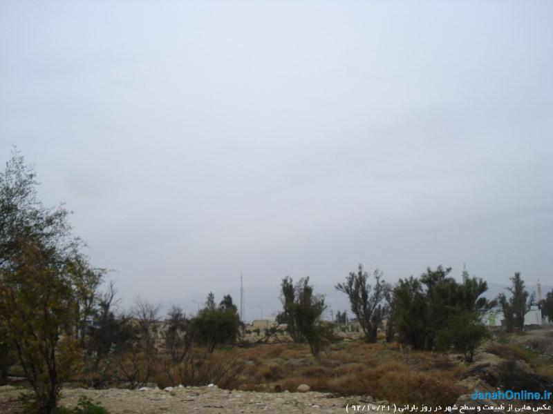 عکس هایی از طبیعت و سطح شهر در روز بارانی – ۲۱ دیماه ۹۲